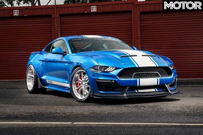 03 2019 Shelby Super Snake front