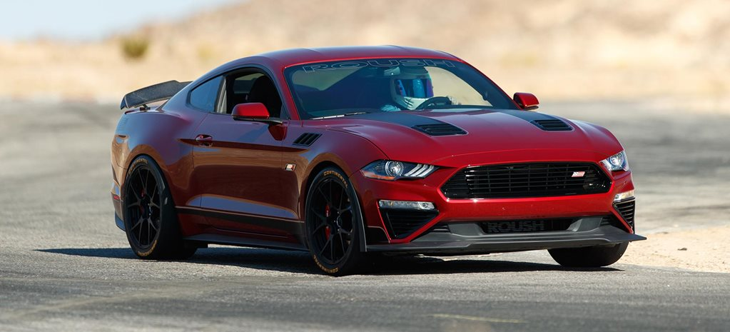 2020 Jack Roush Edition Mustang available in Australia