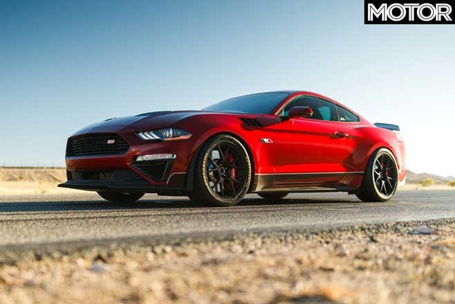 2020 Jack Roush Edition supercharged Mustang