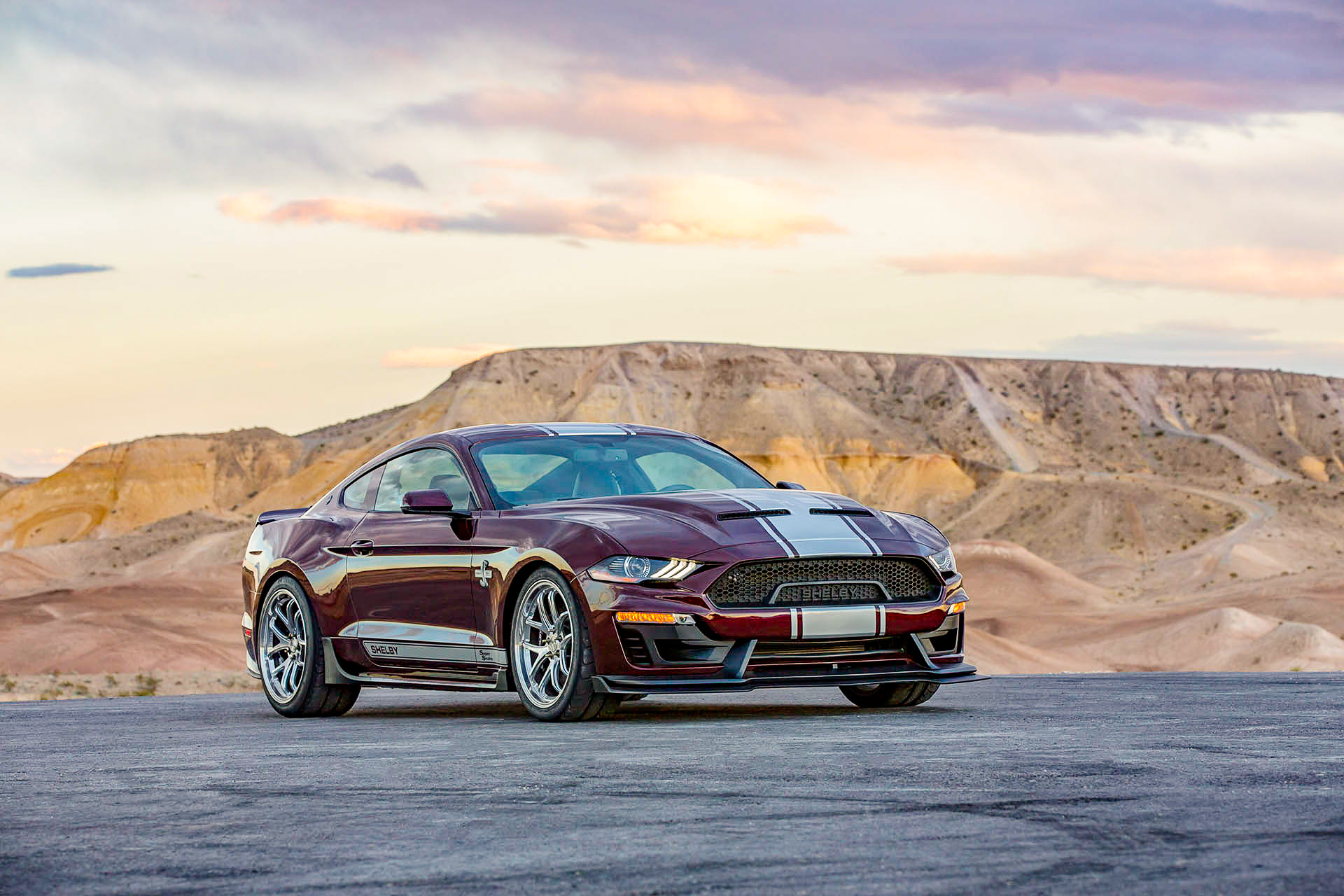 Ford Mustang Super Snake 2018 New Car Update 2020