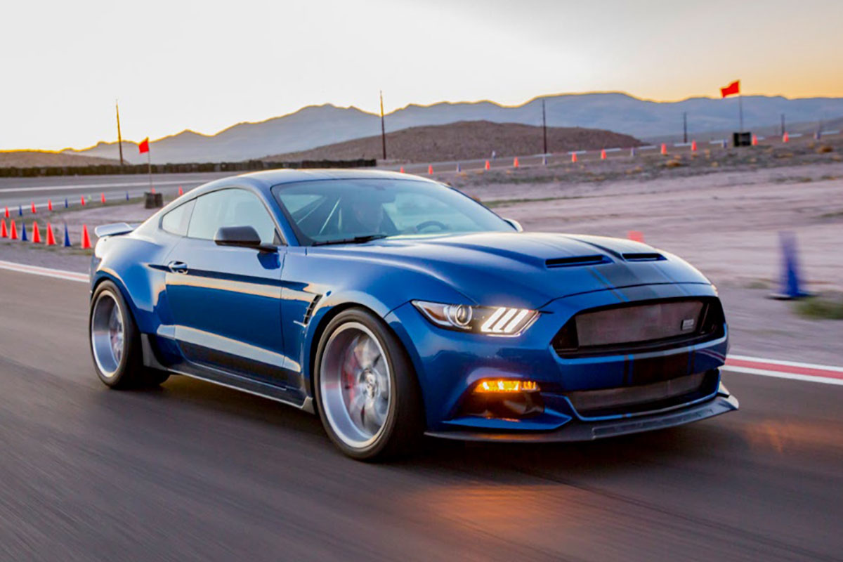 2017 Wide Body Super Snake Concept