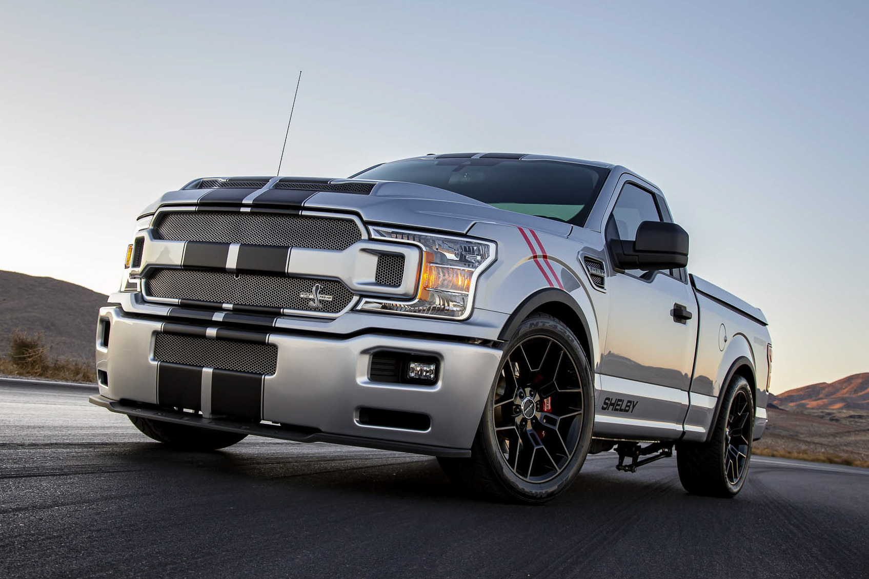 SHELBY F-150 Super Snake Sport coming to Australia