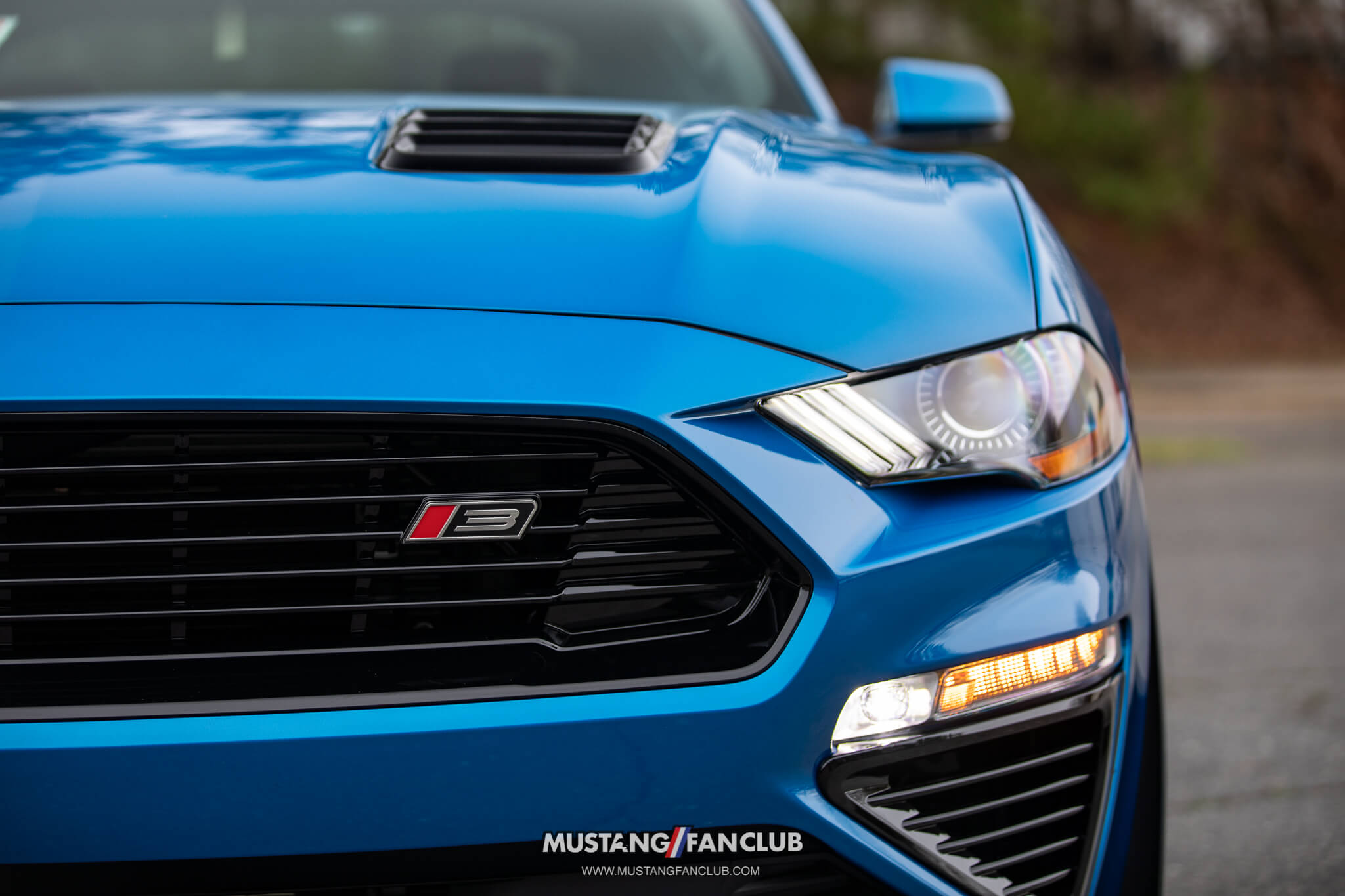 2020 ROUSH RS3 Mustang