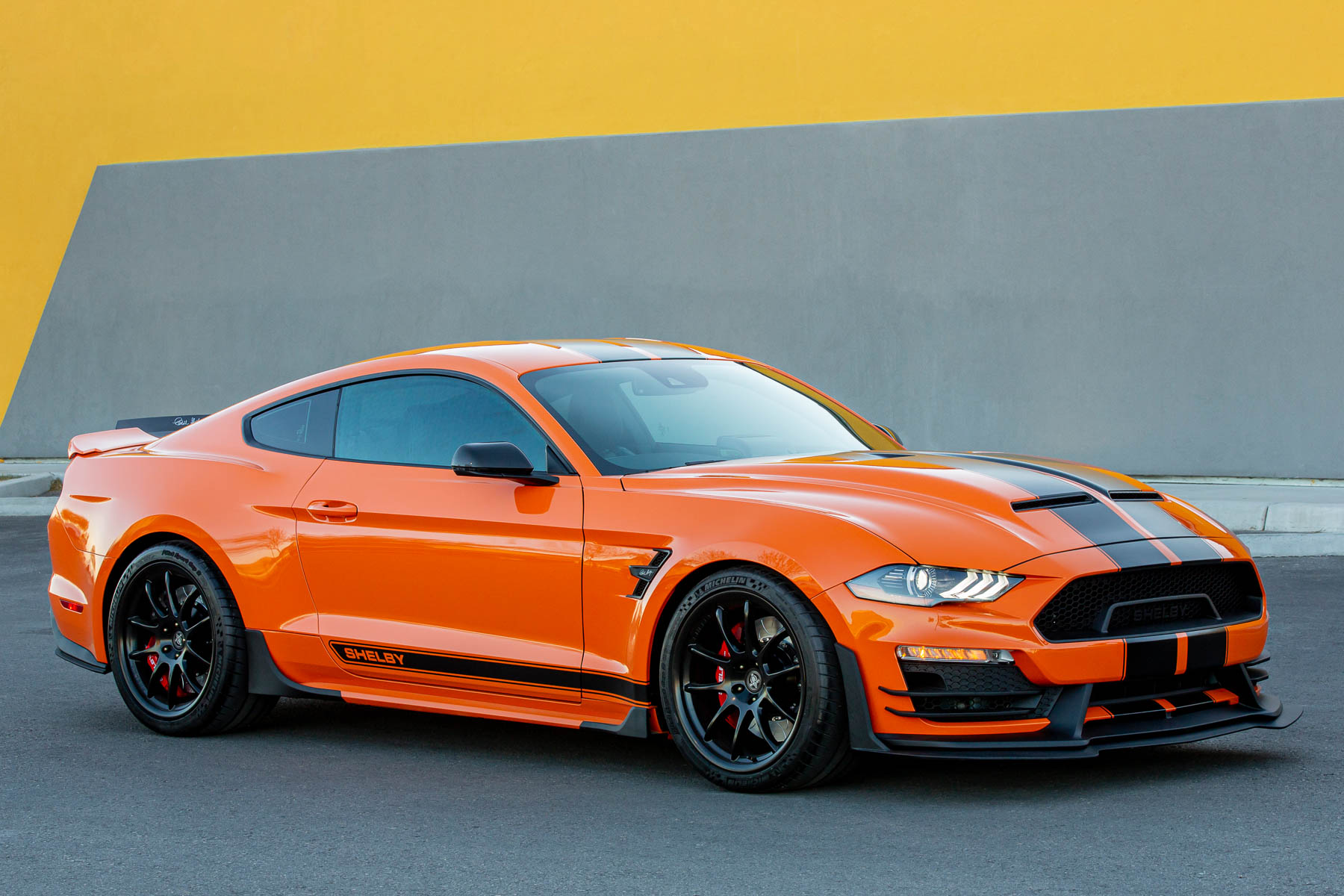 2020 Carrol Shelby Signature Edition Mustang