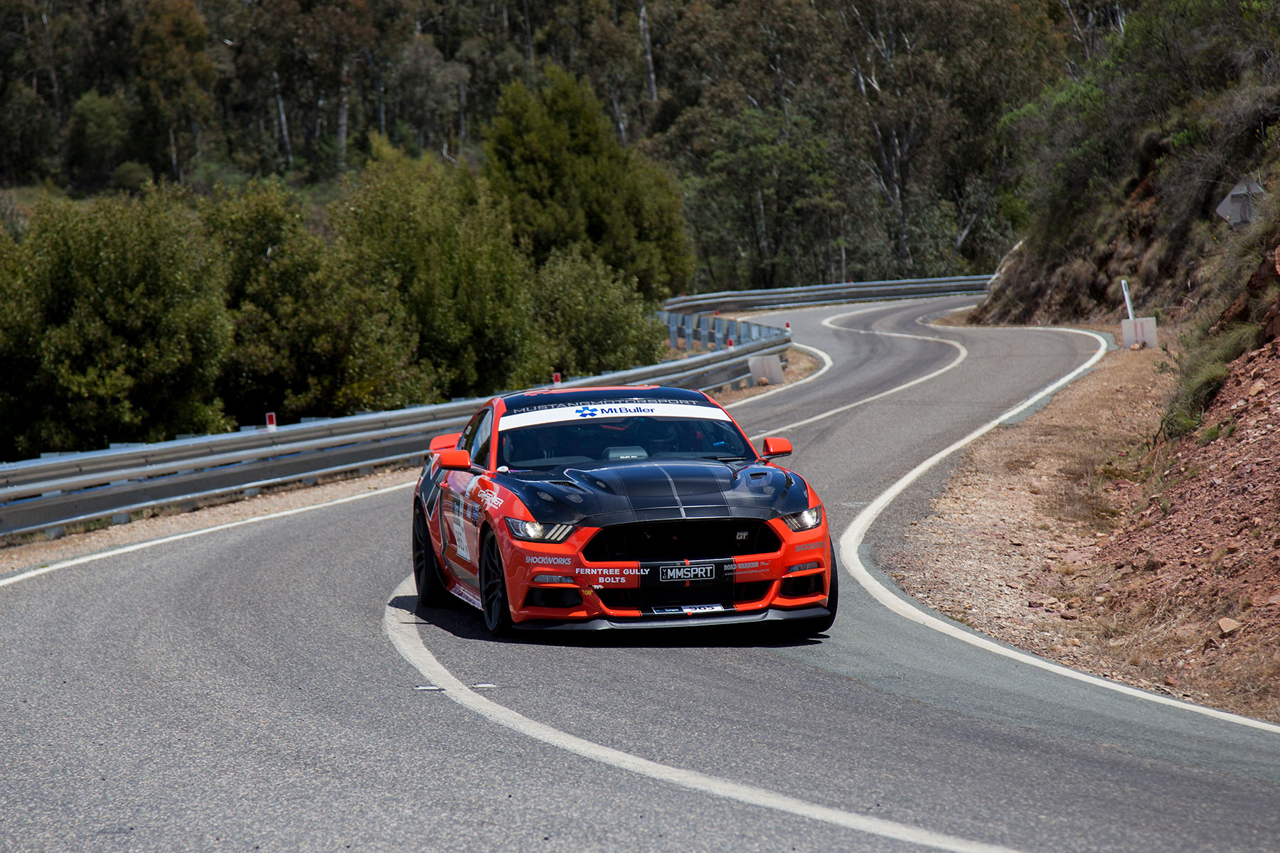 Targa High Country 2018