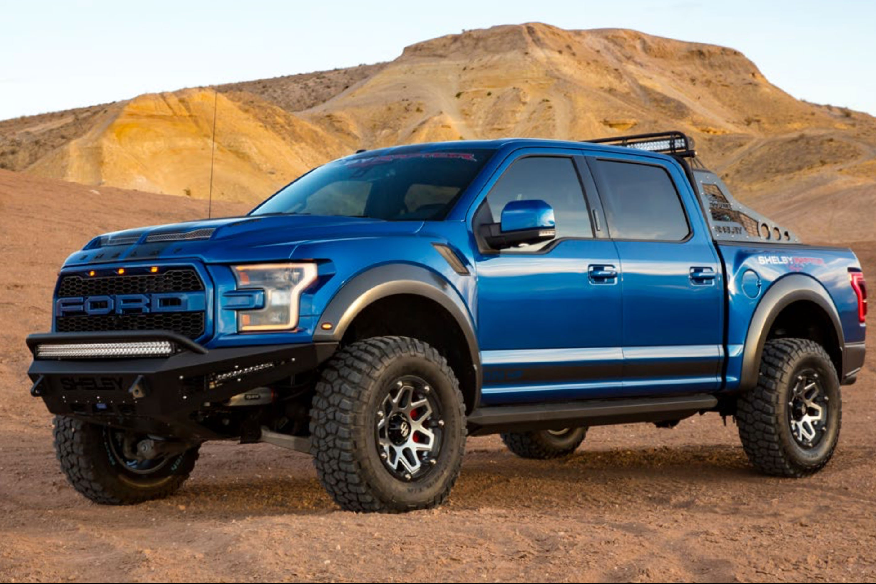 New Shelby Raptor Released Pony Press Mustang