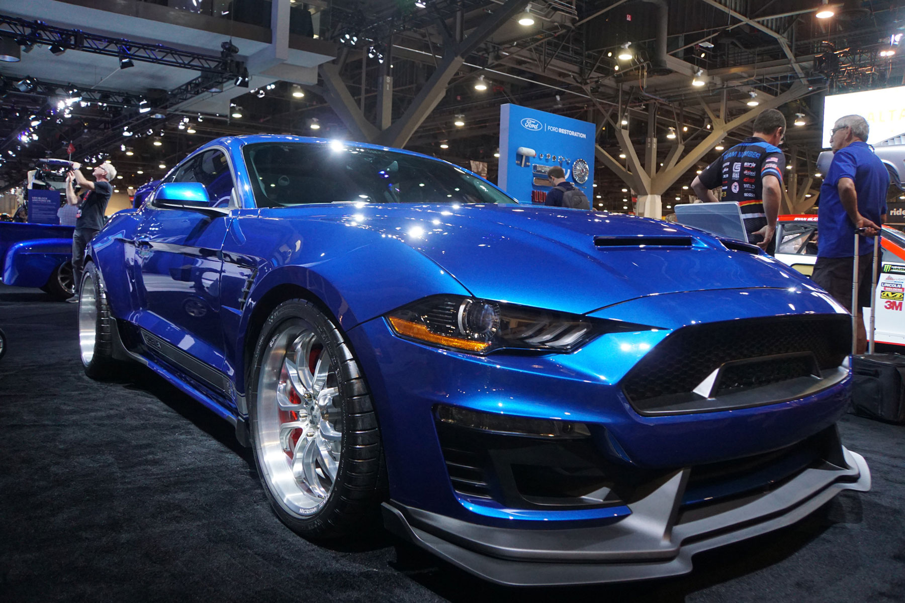 2018 Shelby Concept - Pony Press - Mustang Motorsport ...